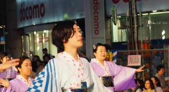 NTT東日本 東京東支店 東京さんさ保存会
