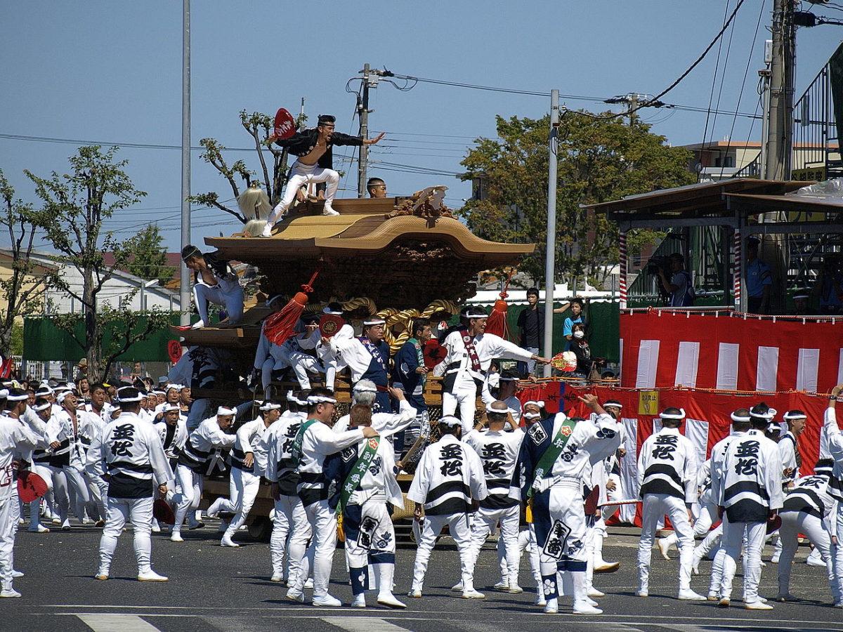 関西各地のだんじり祭りを比較!それぞれの見どころをご紹介!