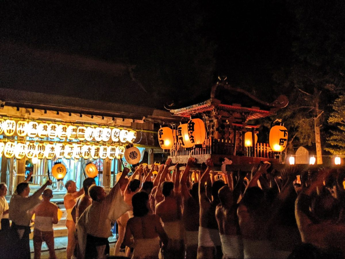 【実績紹介】常陸大宮の裸祭り お祭りフォトコンテスト、お祭りPR記事作成