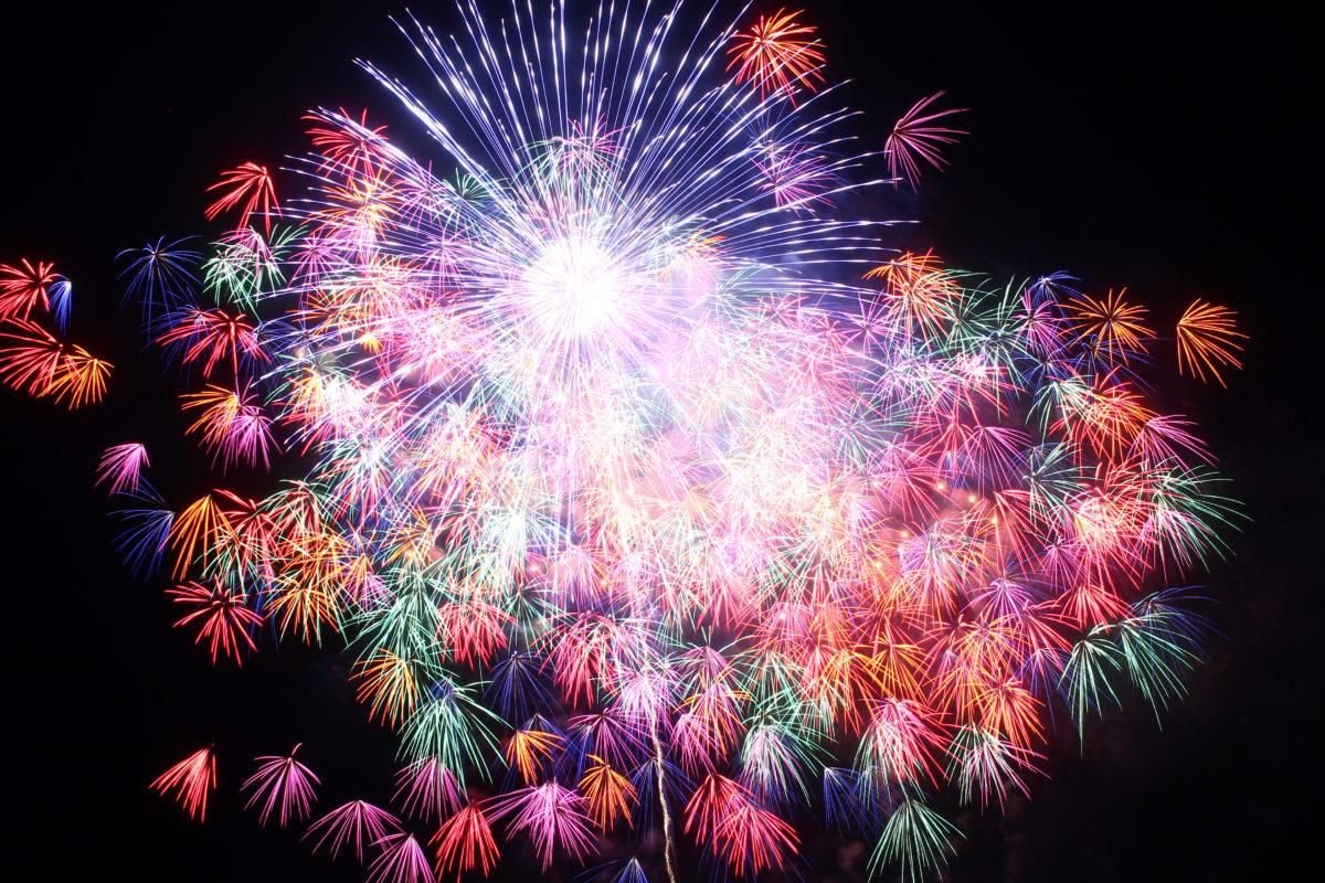 須賀川市釈迦堂川花火大会レポート。花火撮影初心者が、福島県内有数の花火を撮影してみた!