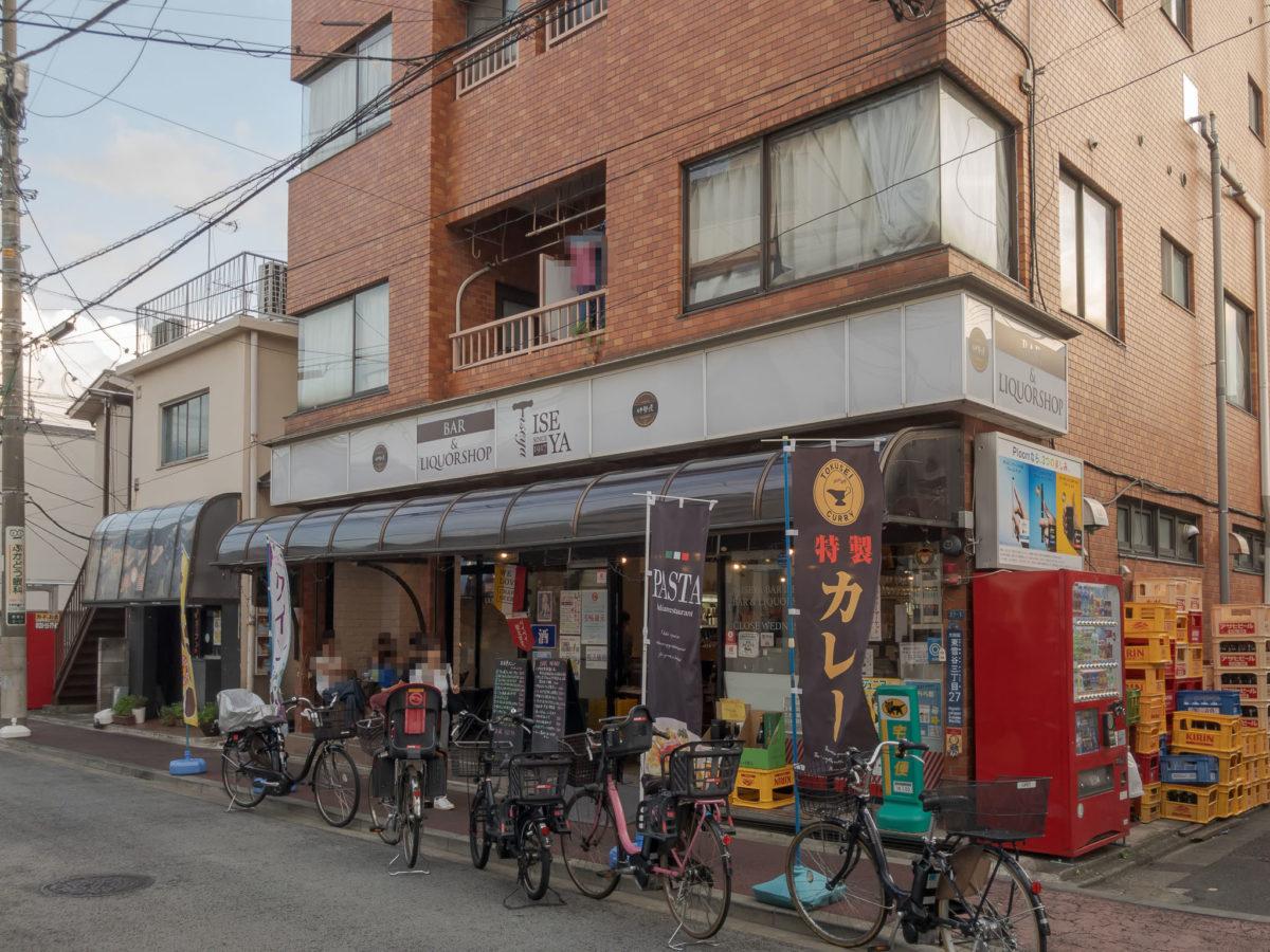 石川台希望ケ丘商店街