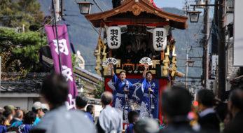 「亀岡祭」本祭 城下町の山鉾巡行!丹波の祇園祭