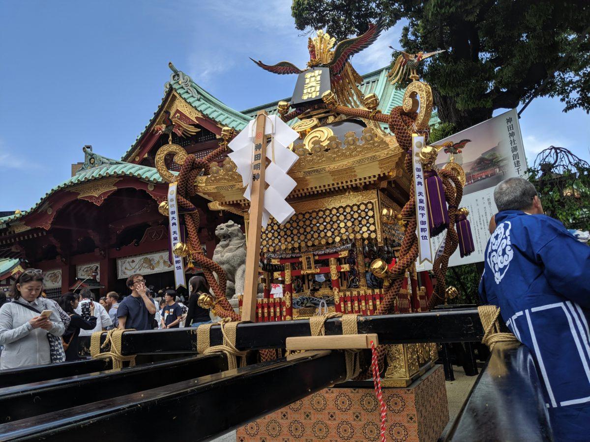 神田神社 神輿