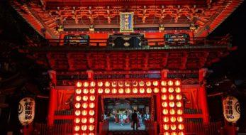 神田明神でお祭りを定期開催!「江戸東京夜市」をレポート!【クーポンあり】