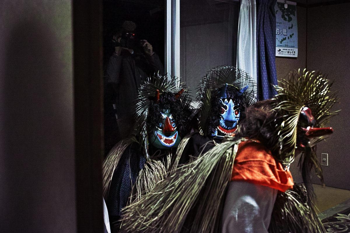鹿児島県甑島トシドン ユネスコ登録来訪神と島で年越し