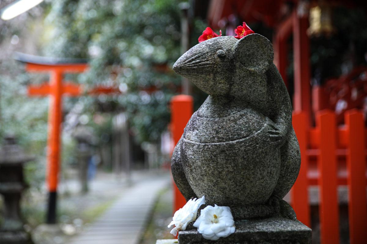 狛ねずみの杜 大豊神社の氏神祭(京都市)|観光経済新聞