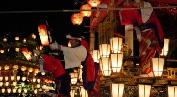 【秩父夜祭】2019年フォトレポ!豪華絢爛な山車と花火!<グルメ情報アリ>
