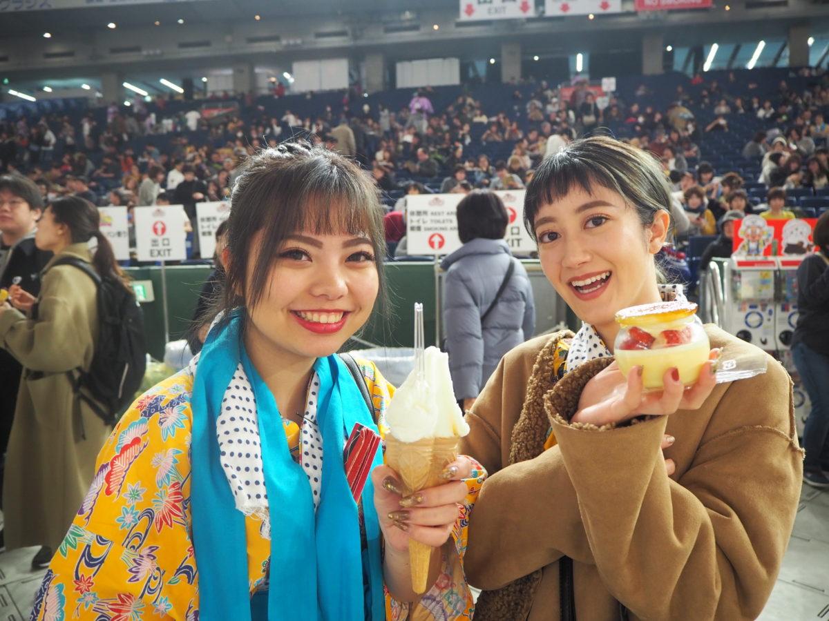 ふるさと祭り東京のグルメ完全攻略!ご当地スイーツを120%楽しもう☆