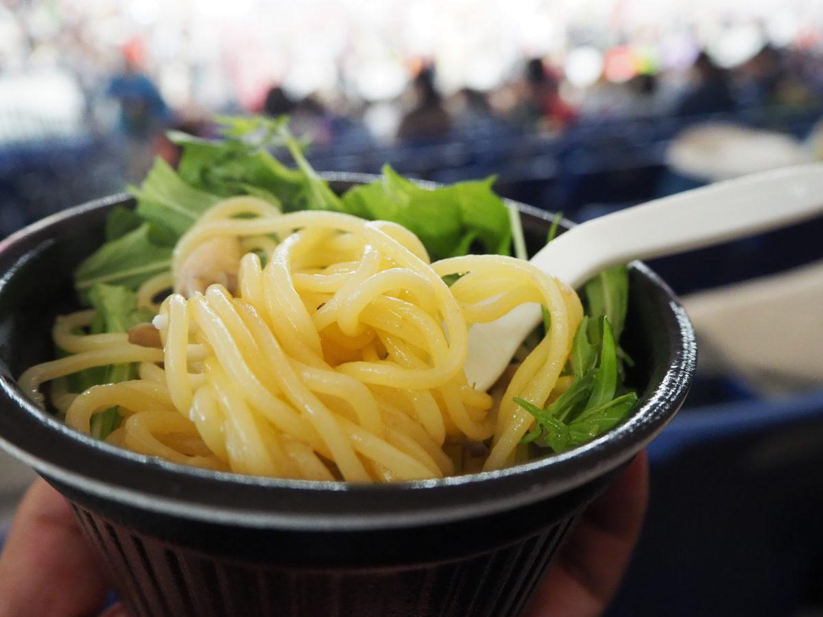 ふるさと祭り東京 スパゲティ