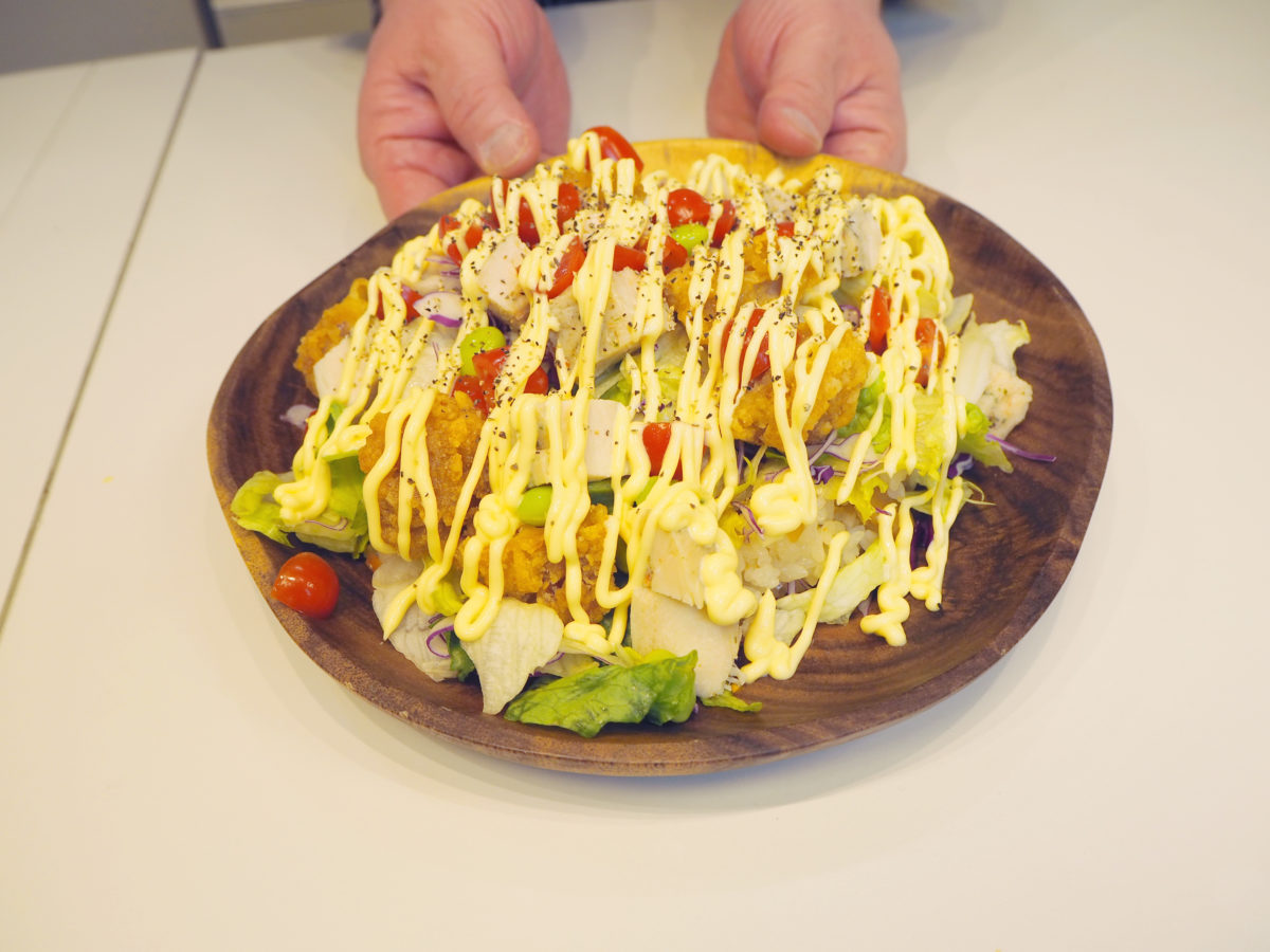 デリ風サラダ