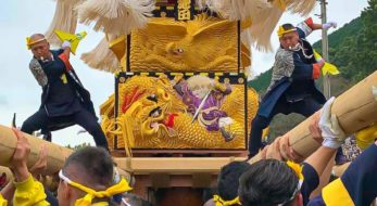 「新居浜太鼓祭り」街が祭り一色!進化する男祭り|観光経済新聞