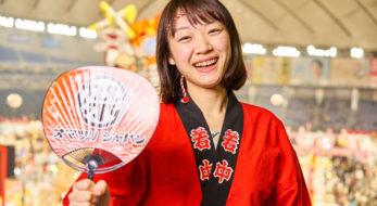女子部ジャパンに、オマツリジャパン代表加藤のインタビュー記事が掲載されました!