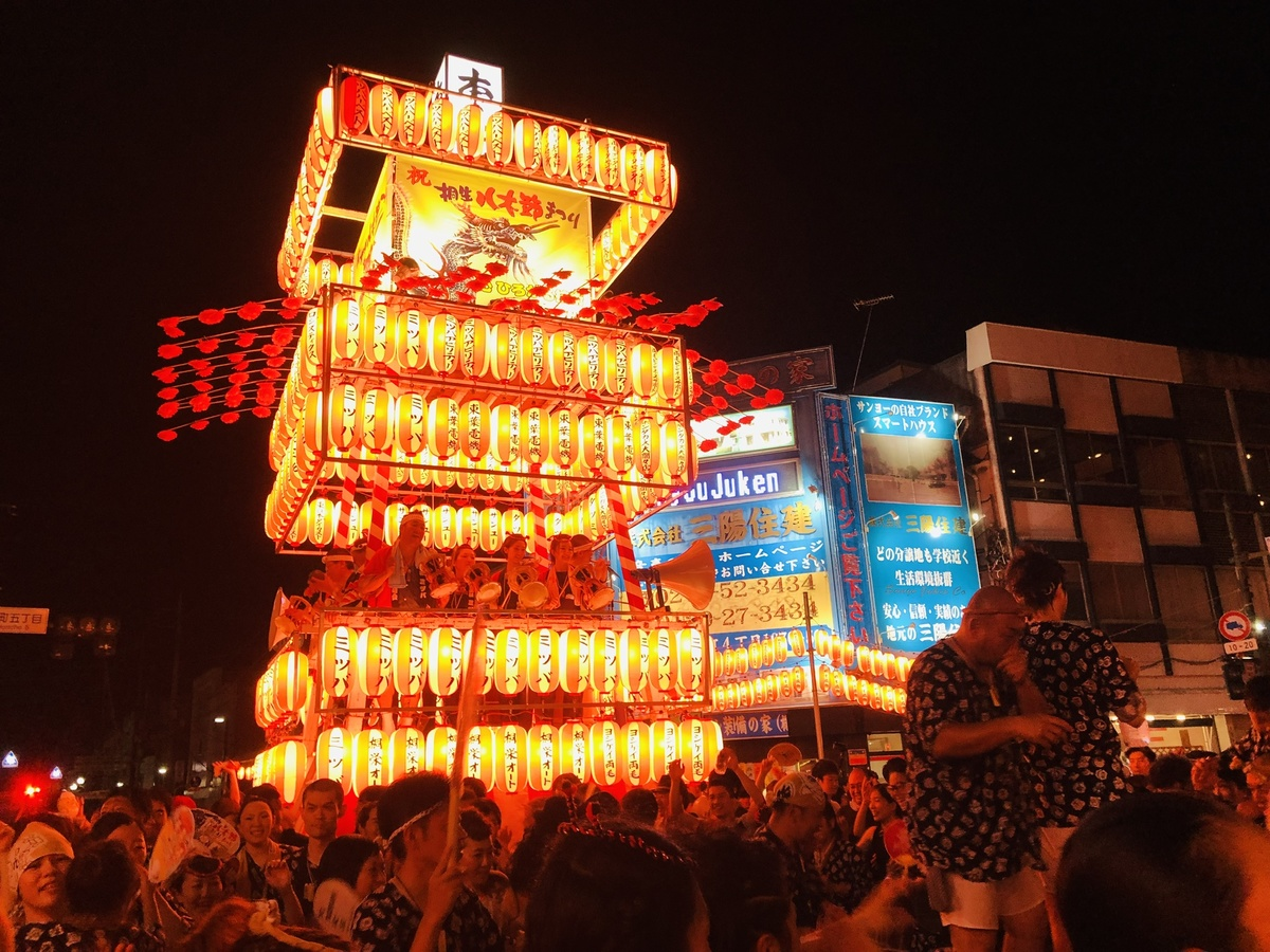 桐生八木節まつりは、盆踊り初心者でも地元の人と一緒に踊れる気軽さが魅力!