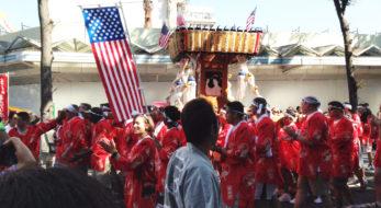 よこすかみこしパレードは日米合同?見どころをご紹介します!