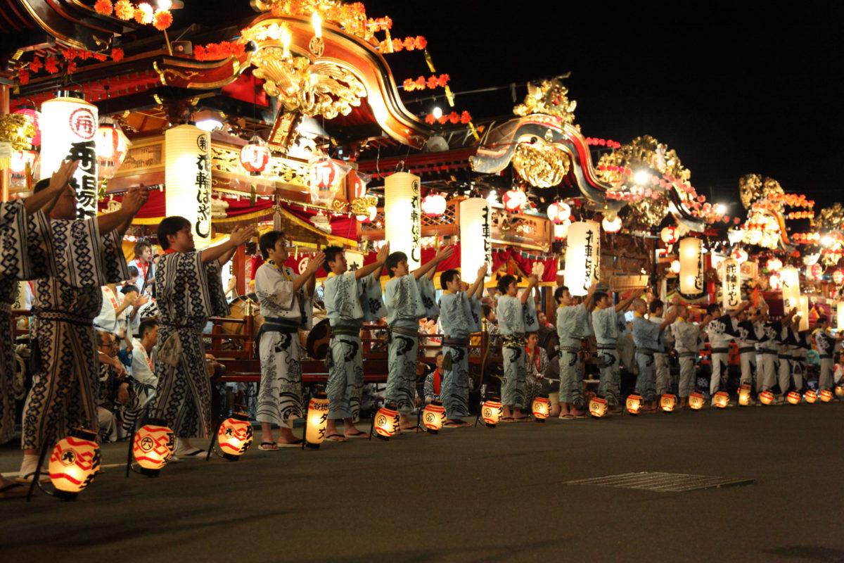 ユネスコ世界無形文化遺産「花輪ばやし」と「毛馬内盆踊り」を8月19日にYouTubeライブ配信!