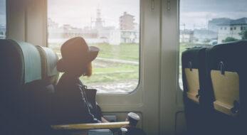 \鉄道に乗って祭りに行こう/鉄道コムユーザーに聞いた!乗ってみたい観光列車ランキングBEST5!