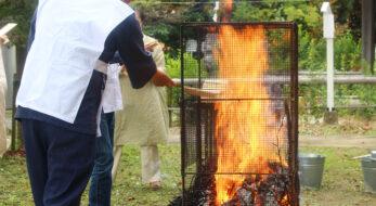 新熊野神社火焚祭、現地速報レポート!竈の神、火の神のお祭り