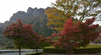 【妙義山紅葉フェスティバル】日本三大奇景の奇岩怪石を取り囲む秋の彩り