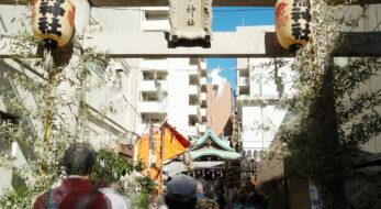 大森・鷲神社「酉の市」2020。コロナに負けるな!「二の酉」速報レポート☆