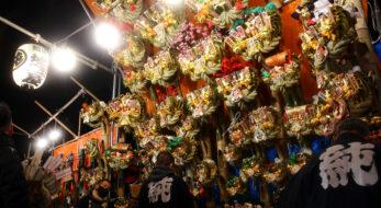 納めの大師(西新井大師)2020速報!熊手市が立つ、一年の締めくくりの祭り