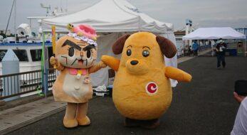 東京夢の島マリンフェスティバル -海の駅のお祭り-