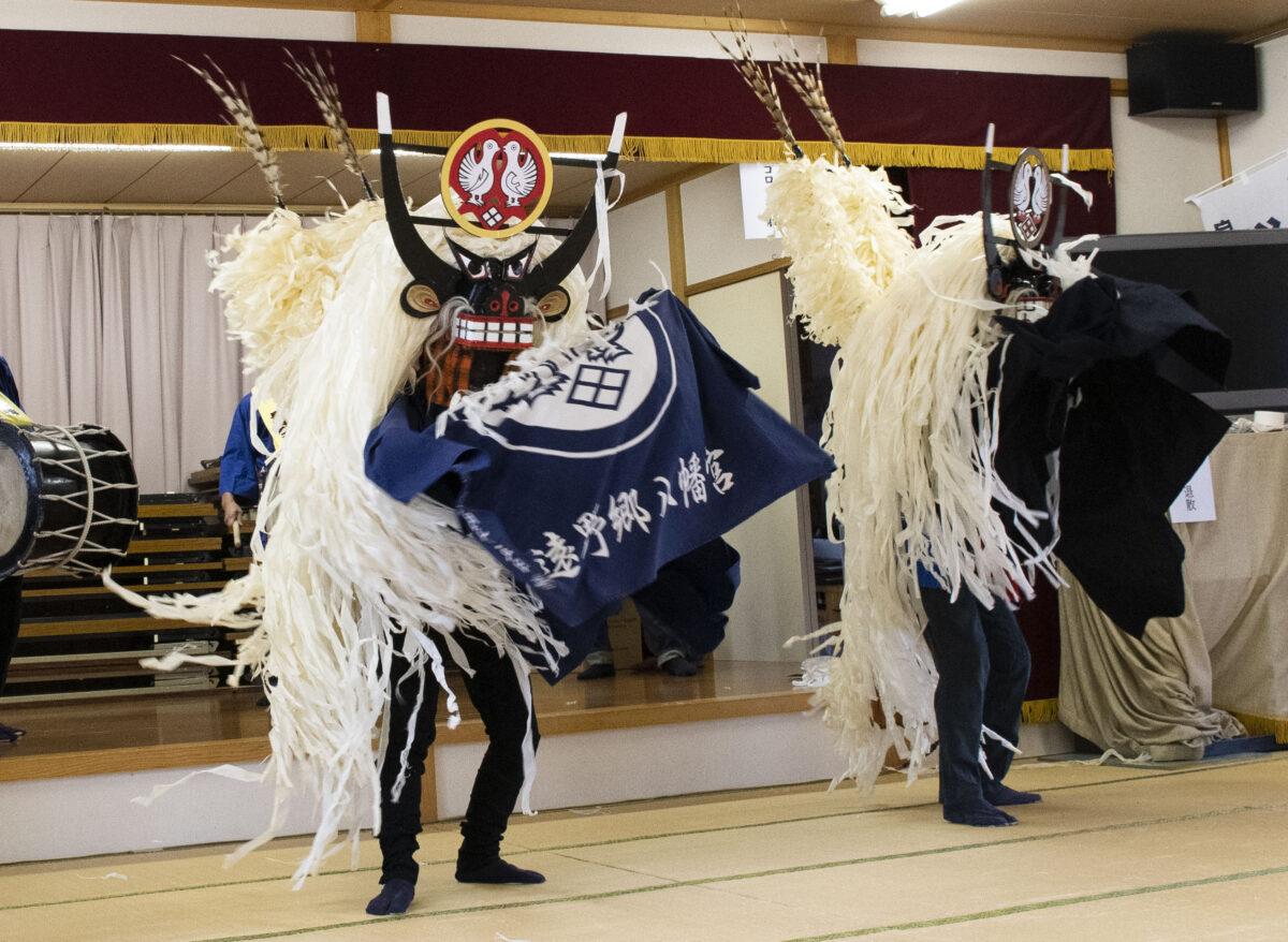 しし踊りの由来とは?獅子舞や権現舞と似ているようで違うその背景