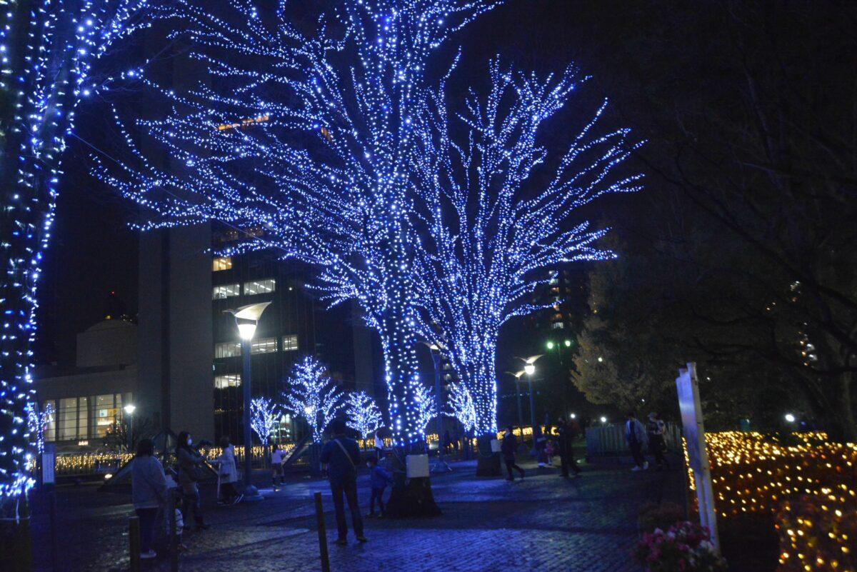 【かわぐち光のファンタジー】キューポラの町を彩るイルミネーション