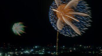 【速報】除夜の花火で1年の煩悩を打ち消せ!コロナ退散!希望の光プロジェクト