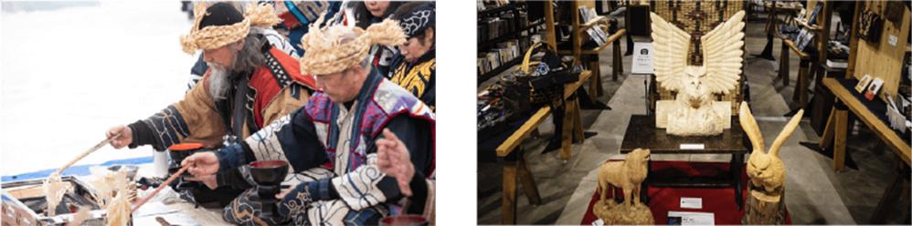 ウタサ祭りのアイヌ文化オンライン体験