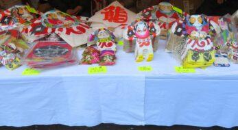 【王子稲荷神社・初午祭】火事が多発する2月に防火の願いをこめる凧市
