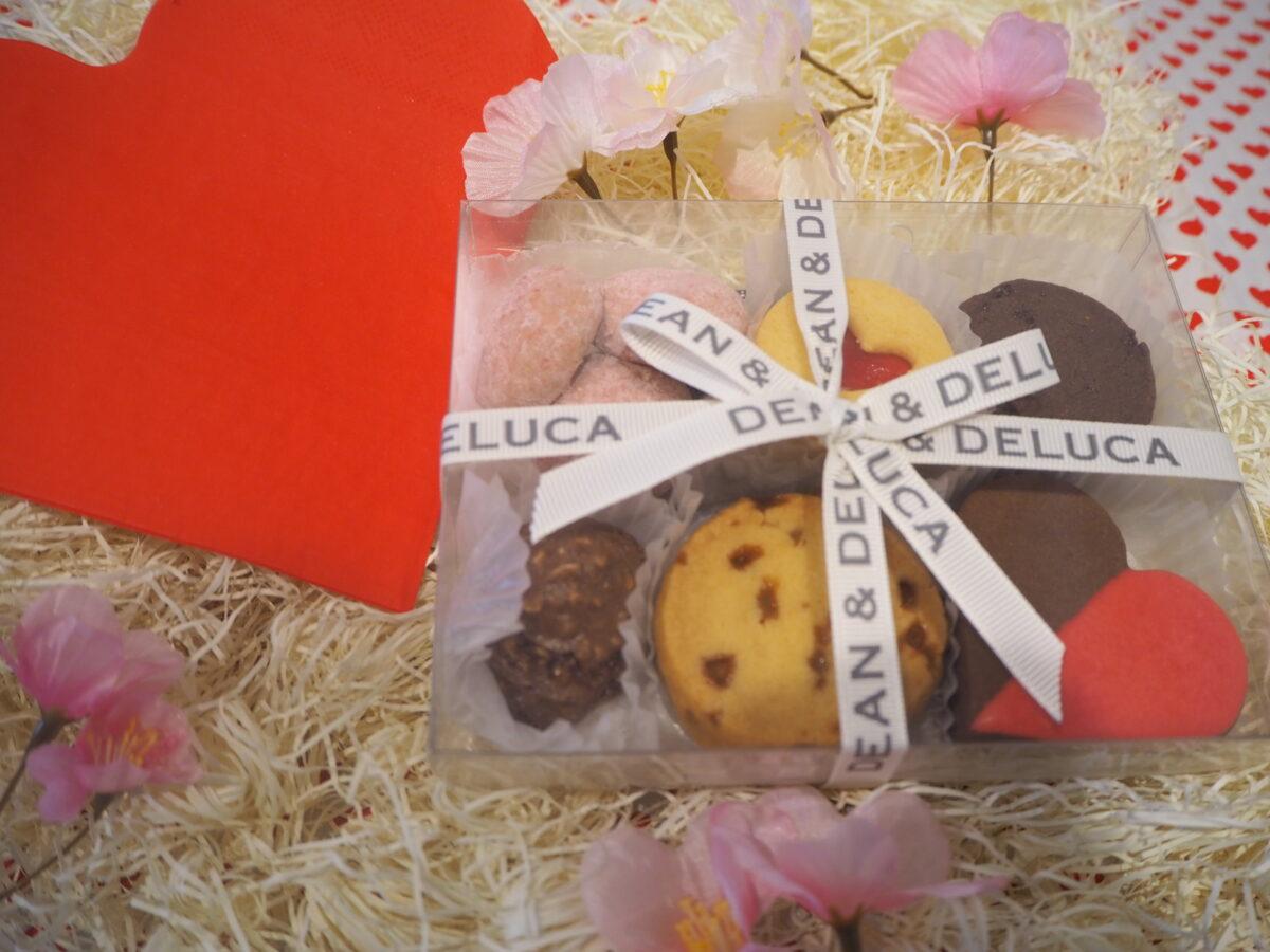 DEAN&DELUCA バレンタインクッキーアソート13pcs