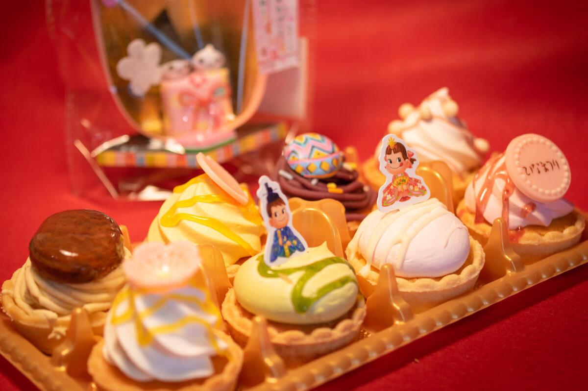 不二家の『ひなまつりプチセレクション』はみんなで楽しめるプチケーキ!<2021年>