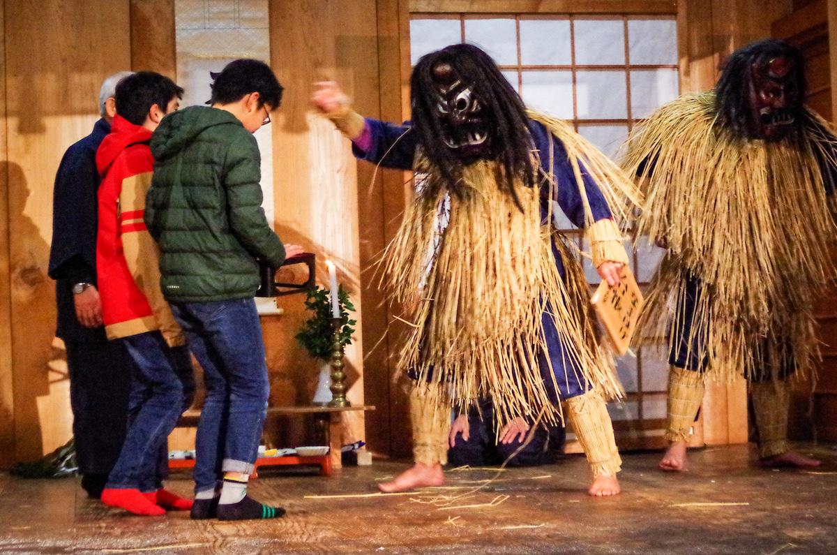 なまはげは、江戸時代とこんなに違うの!?秋田県男鹿市・菅江真澄研究会にインタビュー