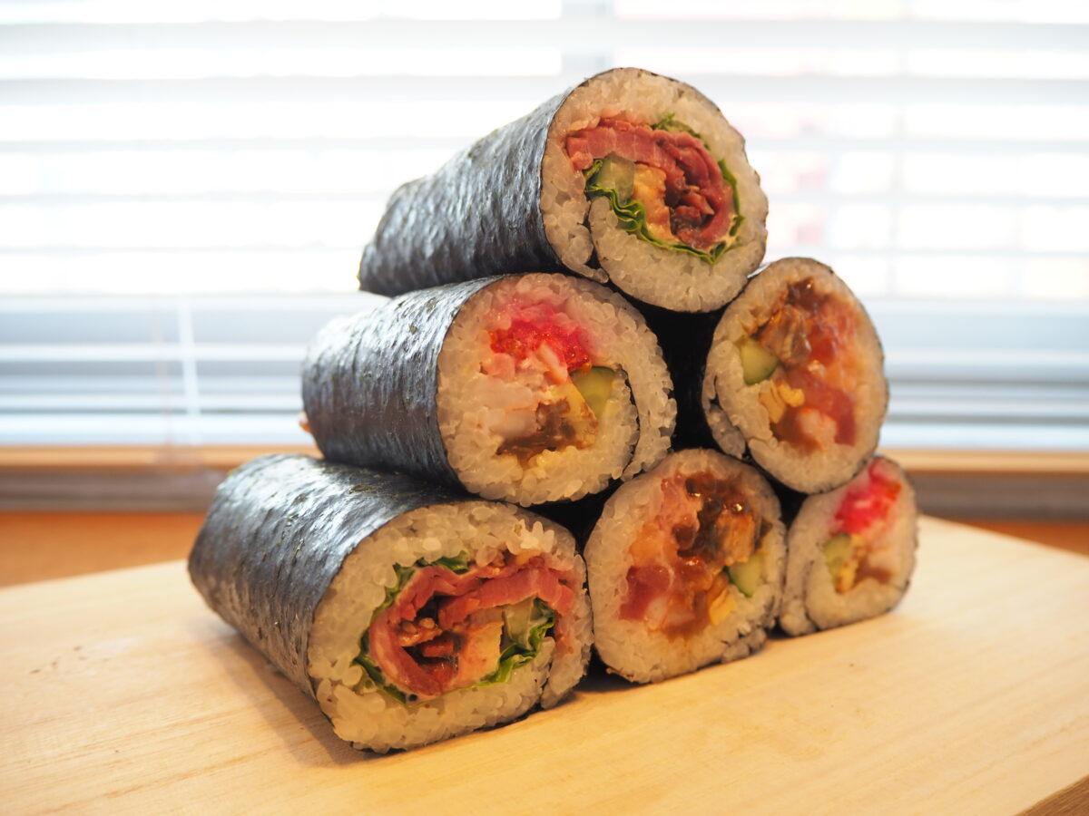 かっぱ寿司の恵方巻は2月3日まで買える!具材ギッシリなのに良コスパ