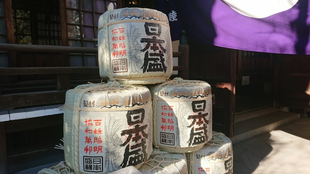 鳥越神社・深川不動堂・富岡八幡宮 -新型コロナ禍の初詣の様子-