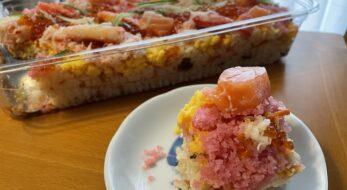 コストコのひなまつりはボリューム満点ちらし寿司がオススメ!