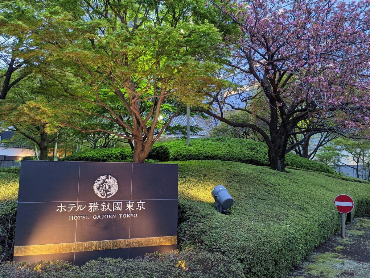 桜まつり - ホテル雅叙園東京と目黒川のサクラ雅-