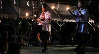 「大住隼人舞」神様の兄弟げんかが舞の由来|観光経済新聞
