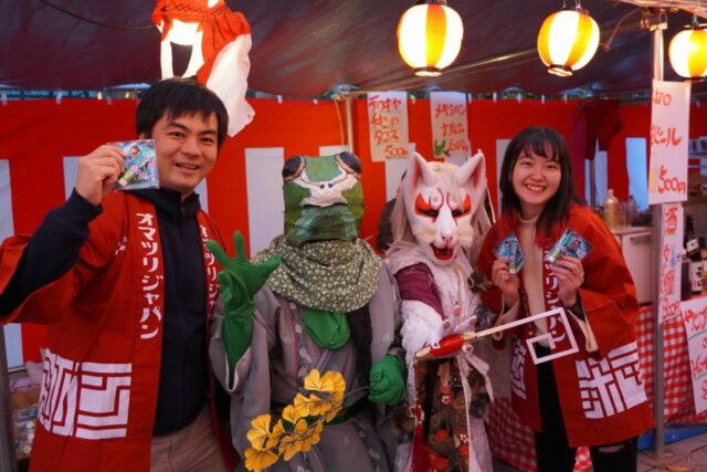 お祭りを企業のプロモーションに活かしてみませんか?日本人にマッチしたコンテンツマーケティングで課題を解決!