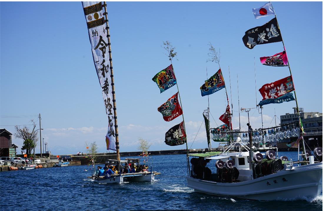 「Mission for 能登 海の祭プロジェクト」コロナ禍で2年連続中止になった地域の祭りを未来につなげる!