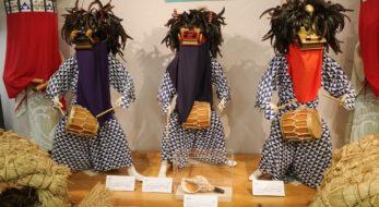 奇祭・水止舞とは?ユニークな獅子舞を大田区の博物館で堪能する!