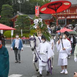 祇園祭、今年も規模縮小 山鉾巡行は代替、コロナ対策で