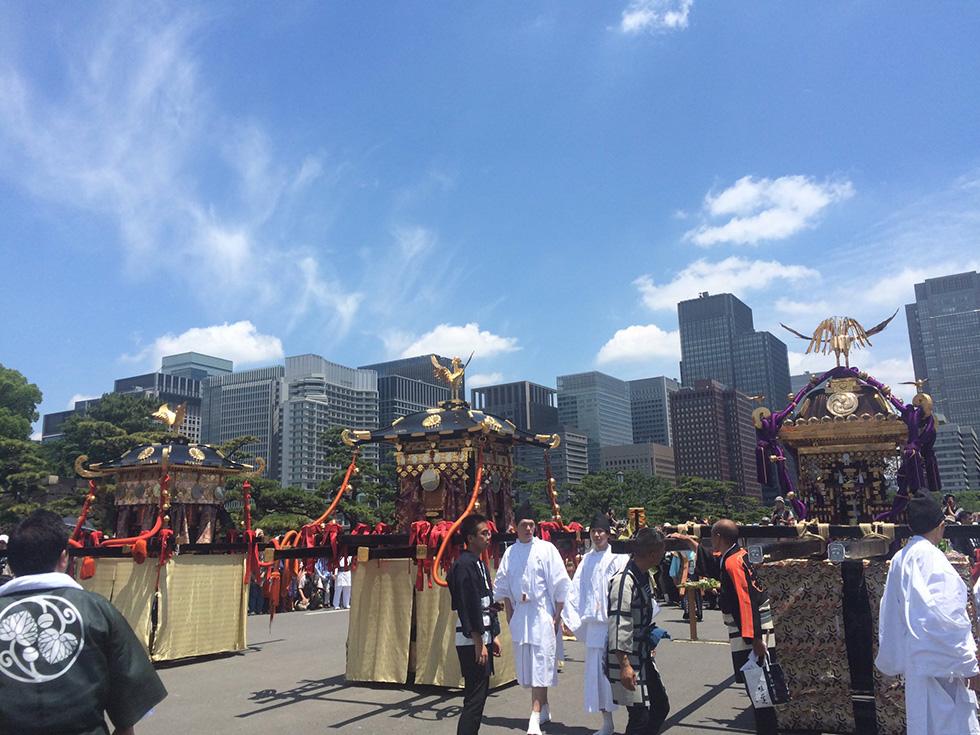 江戸三大祭り「山王祭」特集