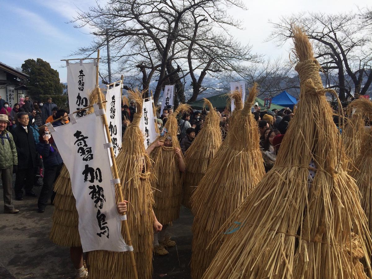 奇祭のことならオマツリジャパン!