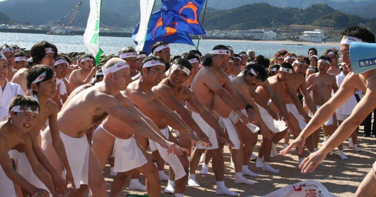 青島裸まいり