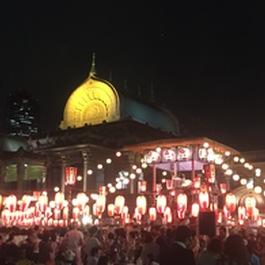 【2021年開催中止】第74回築地本願寺納涼盆踊り大会