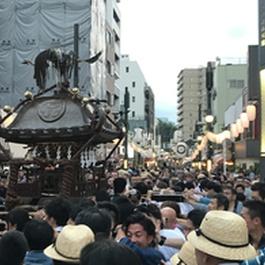品川神社 例大祭【2021年神事及び神賑行事の縮小・中止※要HP確認】