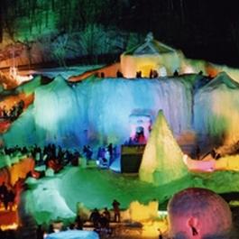 第46回層雲峡温泉 氷瀑まつり
