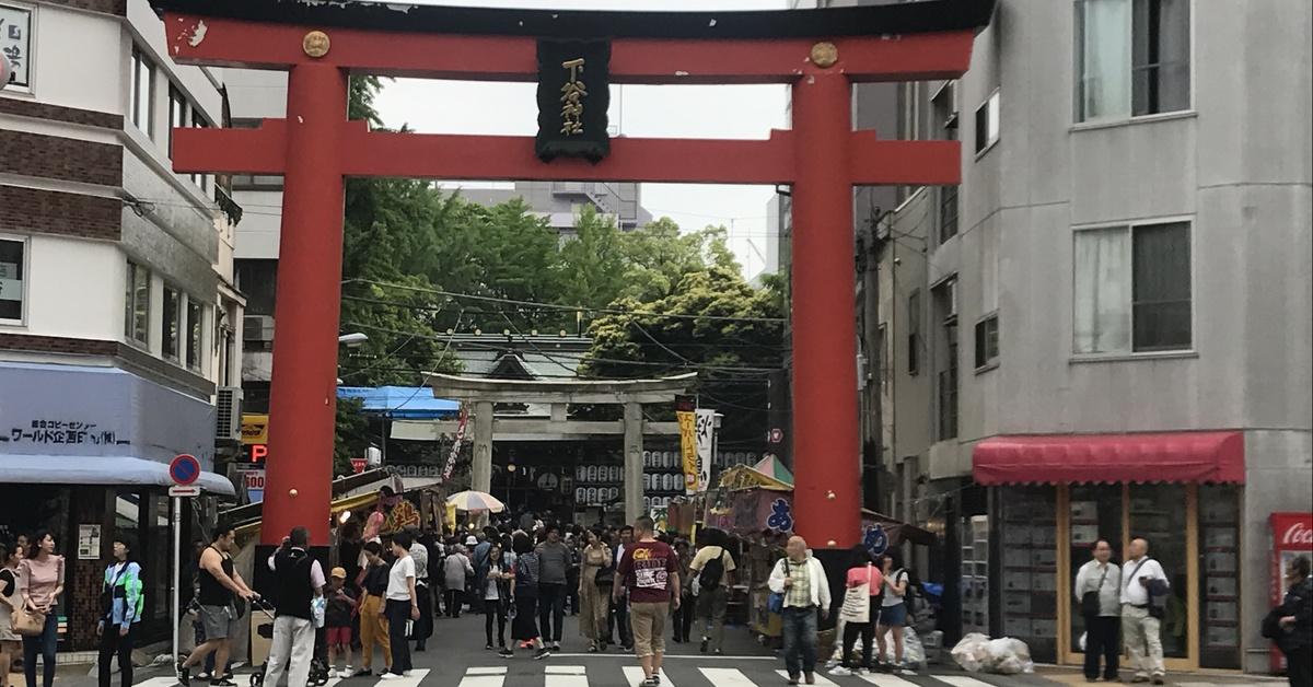 下谷神社 例大祭