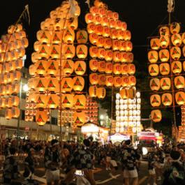 【2020年開催中止】秋田竿燈まつり